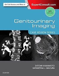 Portada del libro 9780323085694 Genitourinary Imaging. Case Review Series (Online and Print)
