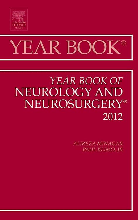 Portada del libro 9780323088831 Year Book of Neurology and Neurosurgery 2012