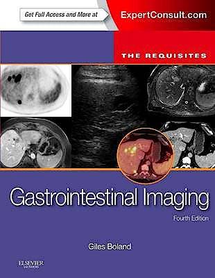 Portada del libro 9780323101998 Gastrointestinal Imaging. the Requisites (Online and Print)