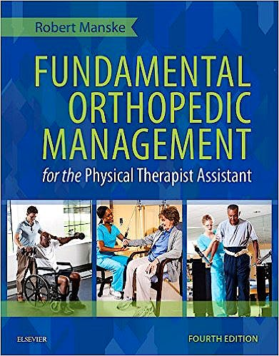Portada del libro 9780323113472 Fundamental Orthopedic Management for the Physical Therapist Assistant