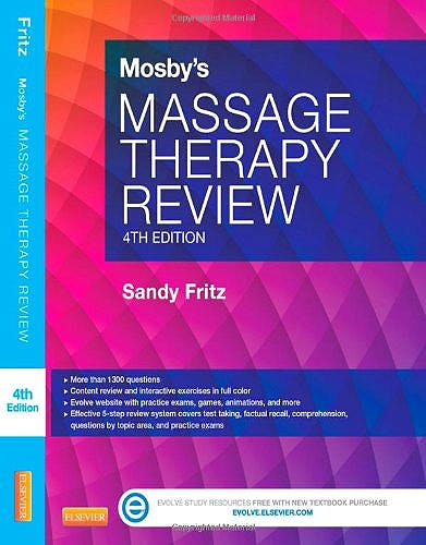 Portada del libro 9780323137584 Mosby's Massage Therapy Review