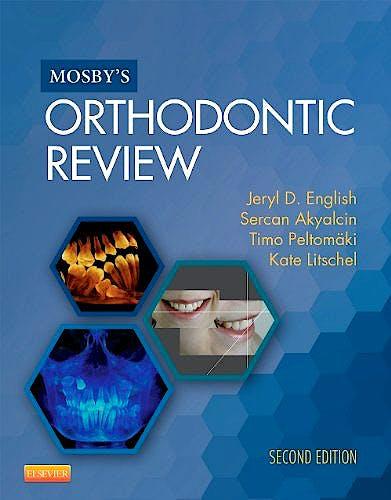Portada del libro 9780323186964 Mosby's Orthodontic Review