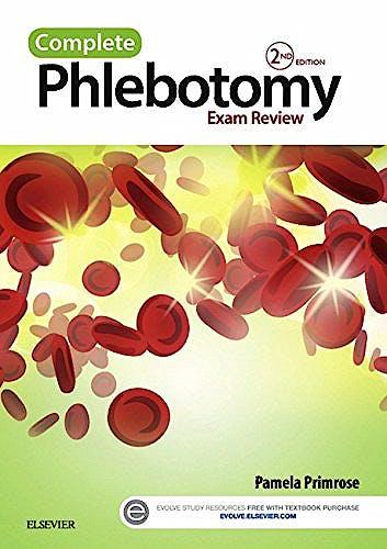 Portada del libro 9780323239110 Complete Phlebotomy Exam Review