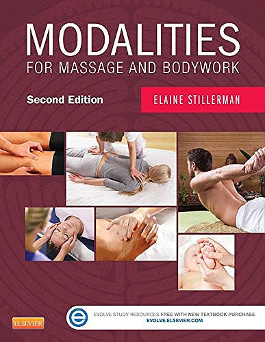 Portada del libro 9780323239318 Modalities for Massage and Bodywork