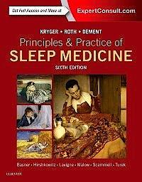 Portada del libro 9780323242882 Principles and Practice of Sleep Medicine (Online and Print)