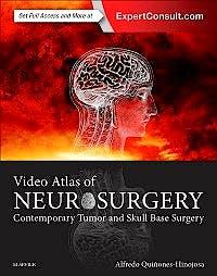 Portada del libro 9780323261494 Video Atlas of Neurosurgery. Contemporary Tumor and Skull Base Surgery (Online and Print)
