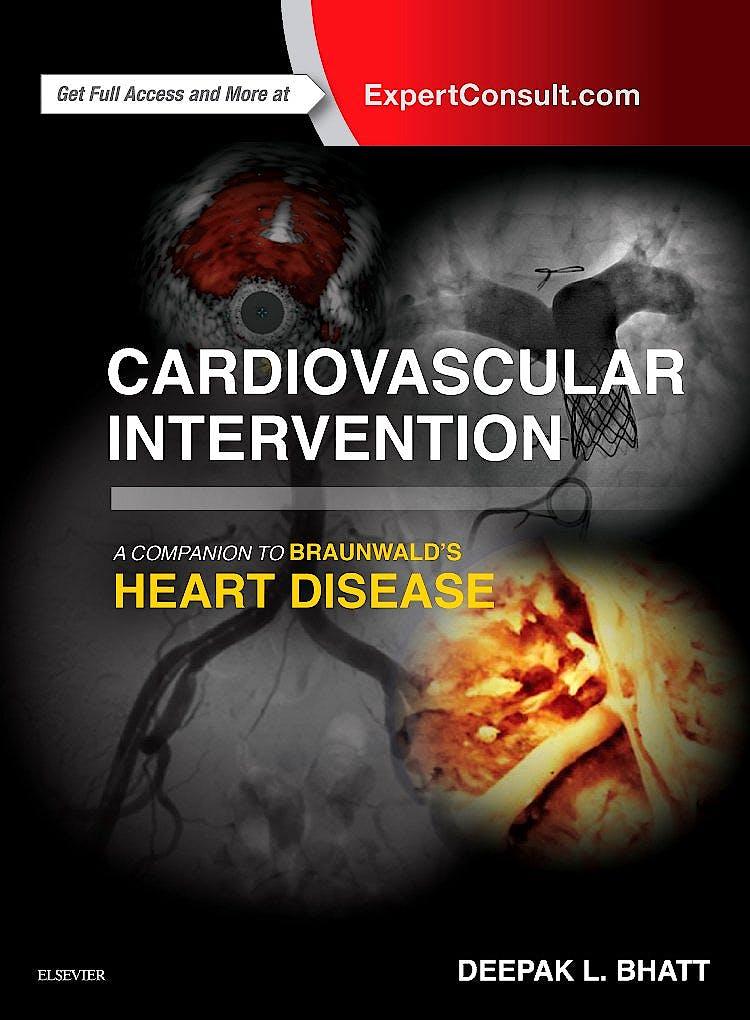 Portada del libro 9780323262194 Cardiovascular Intervention. a Companion to Braunwald's Heart Disease