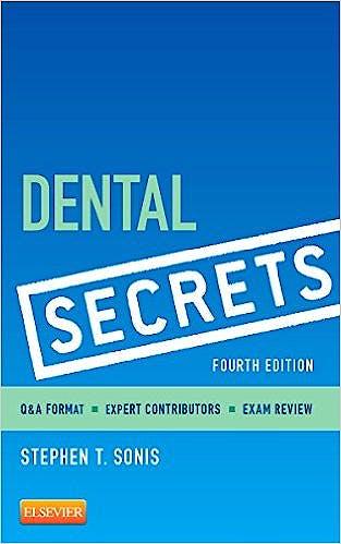 Portada del libro 9780323262781 Dental Secrets