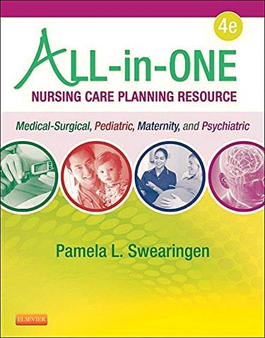 Portada del libro 9780323262866 All-in-One Nursing Care Planning Resource
