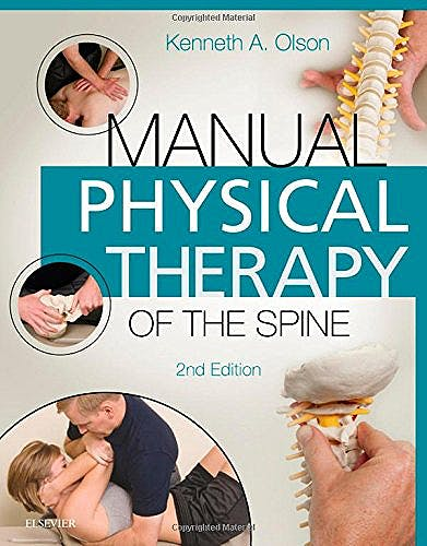 Portada del libro 9780323263061 Manual Physical Therapy of the Spine