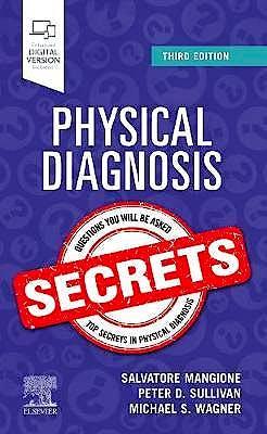 Portada del libro 9780323263368 Physical Diagnosis Secrets
