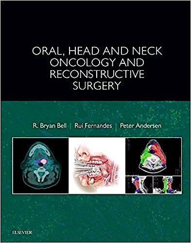 Portada del libro 9780323265683 Oral, Head and Neck Oncology and Reconstructive Surgery