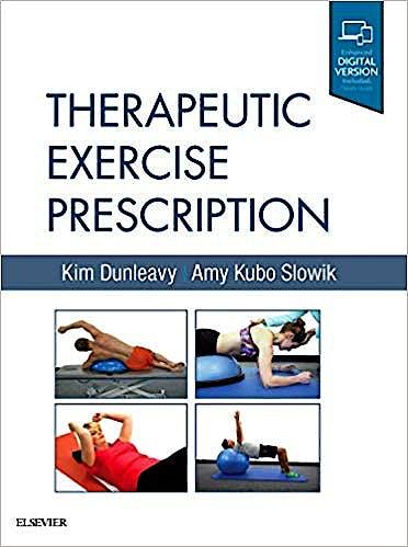 Portada del libro 9780323280532 Therapeutic Exercise Prescription (Print and Online)