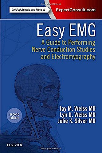 Portada del libro 9780323286640 Easy EMG. A Guide to Performing Nerve Conduction Studies and Electromyography