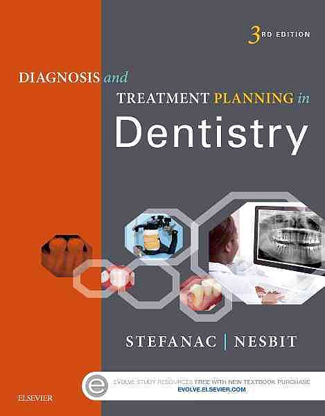 Portada del libro 9780323287302 Diagnosis and Treatment Planning in Dentistry
