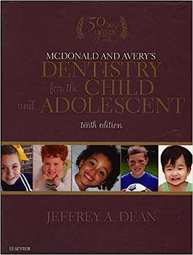 Portada del libro 9780323287456 McDonald and Avery's Dentistry for the Child and Adolescent