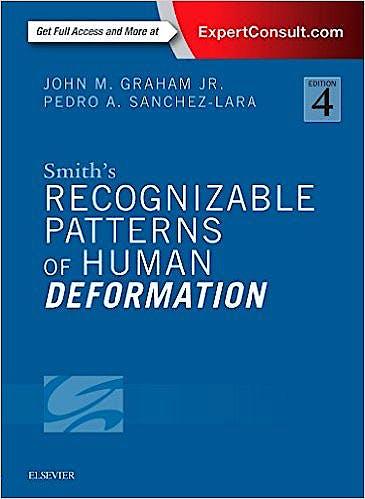 Portada del libro 9780323294942 Smith's Recognizable Patterns of Human Deformation