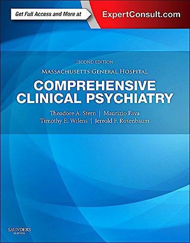 Portada del libro 9780323295079 Massachusetts General Hospital Comprehensive Clinical Psychiatry