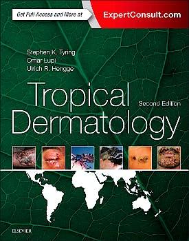 Portada del libro 9780323296342 Tropical Dermatology (Print and Online)