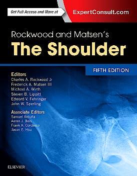 Portada del libro 9780323297318 Rockwood and Matsen's the Shoulder (Online and Print)