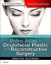 Portada del libro 9780323297554 Video Atlas of Oculofacial Plastic and Reconstructive Surgery + DVD (Online and Print)