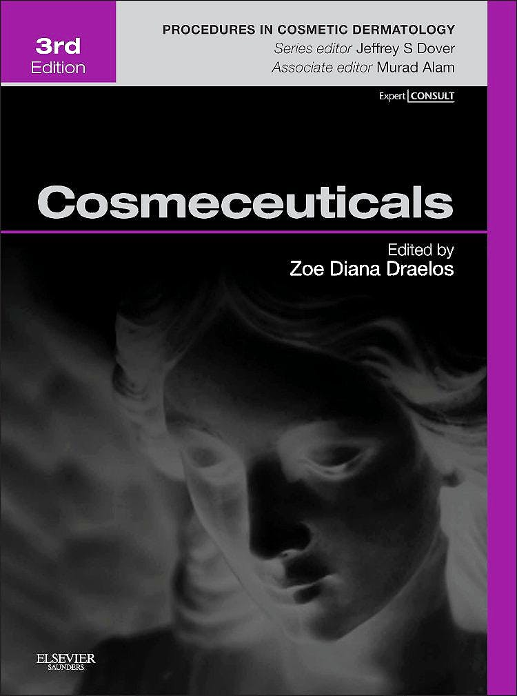 Portada del libro 9780323298698 Cosmeceuticals (Procedures in Cosmetic Dermatology)