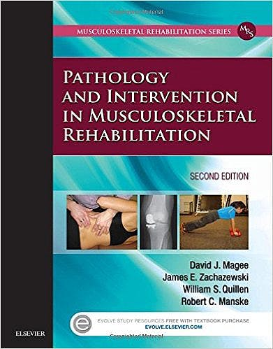 Portada del libro 9780323310727 Pathology and Intervention in Musculoskeletal Rehabilitation