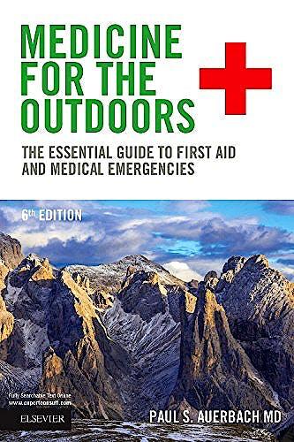 Portada del libro 9780323321686 Medicine for the Outdoors