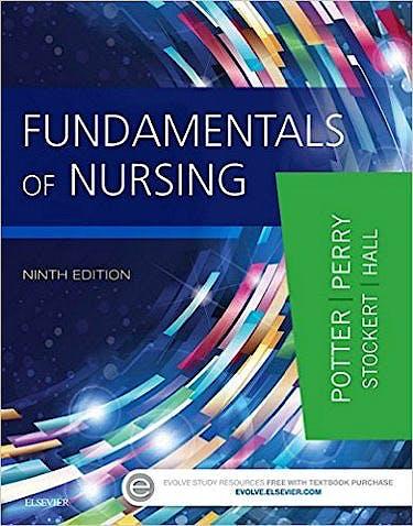 Portada del libro 9780323327404 Fundamentals of Nursing
