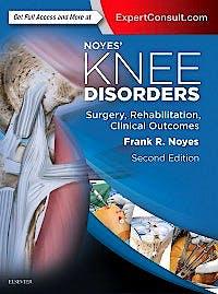 Portada del libro 9780323329033 Noyes' Knee Disorders: Surgery, Rehabilitation, Clinical Outcomes