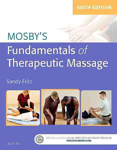 Portada del libro 9780323353748 Mosby's Fundamentals of Therapeutic Massage