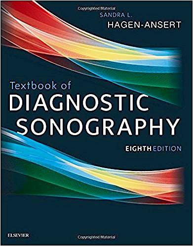 Portada del libro 9780323353755 Textbook of Diagnostic Sonography, 2 Vols.