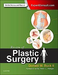 Portada del libro 9780323354912 Review of Plastic Surgery