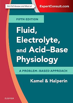 Portada del libro 9780323355155 Fluid, Electrolyte and Acid-Base Physiology. A Problem-Based Approach