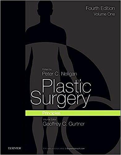 Portada del libro 9780323356947 Plastic Surgery, Vol. 1: Principles