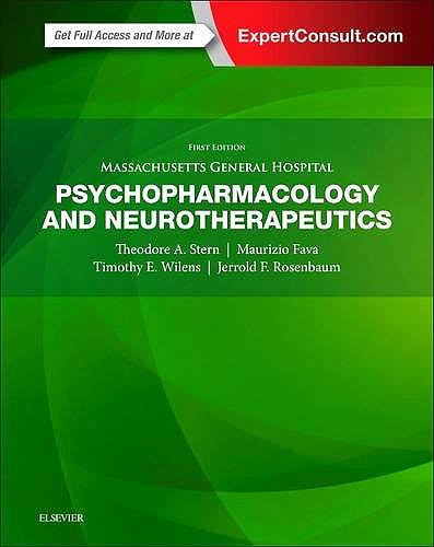 Portada del libro 9780323357647 Massachusetts General Hospital Psychopharmacology and Neurotherapeutics