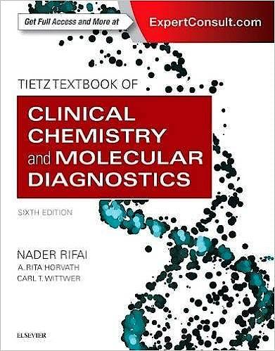 Portada del libro 9780323359214 Tietz Textbook of Clinical Chemistry and Molecular Diagnostics