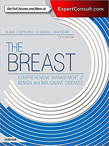 Portada del libro 9780323359559 The Breast. Comprehensive Management of Benign and Malignant Diseases (Print and Online)
