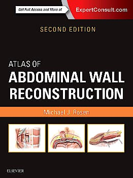 Portada del libro 9780323374590 Atlas of Abdominal Wall Reconstruction (Online and Print)