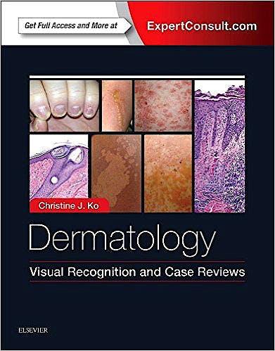 Portada del libro 9780323375313 Dermatology. Visual Recognition and Case Reviews (Print + Online)