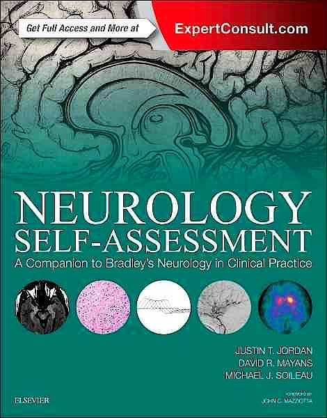 Portada del libro 9780323377096 Neurology Self-Assessment. A Companion to Bradley's Neurology in Clinical Practice (Online and Print)