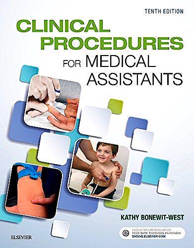 Portada del libro 9780323377119 Clinical Procedures for Medical Assistants