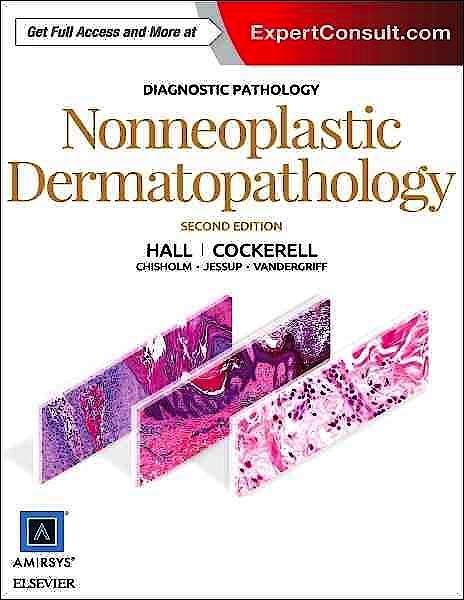 Portada del libro 9780323377133 Diagnostic Pathology. Nonneoplastic Dermatopathology (Online and Print)