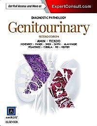 Portada del libro 9780323377140 Diagnostic Pathology. Genitourinary (Online and Print)