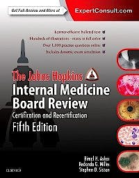Portada del libro 9780323377331 The Johns Hopkins Internal Medicine Board Review
