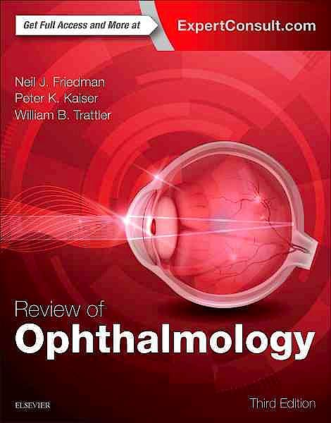 Portada del libro 9780323390569 Review of Ophthalmology