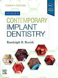 Portada del libro 9780323391559 Misch's Contemporary Implant Dentistry (Print + Online)