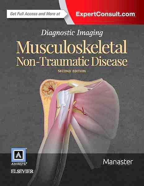 Portada del libro 9780323392525 Diagnostic Imaging. Musculoskeletal Non-Traumatic Disease (Online and Print)