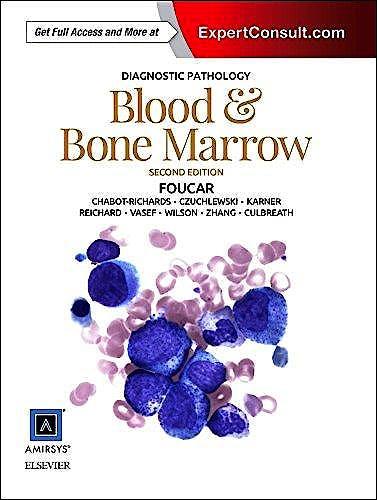 Portada del libro 9780323392549 Diagnostic Pathology. Blood and Bone Marrow (Online and Print)