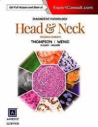 Portada del libro 9780323392556 Diagnostic Pathology. Head and Neck (Print + Online)